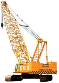 XCMG QUY100 Crawler Crane