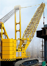 XCMG QUY220 Crawler Crane