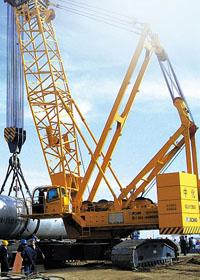 XCMG QUY350 Crawler Crane