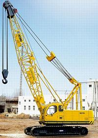 XCMG QUY50 Crawler Crane