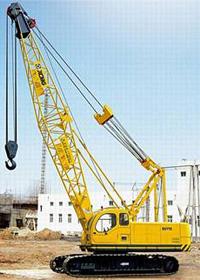 XCMG QUY80 Crawler Crane