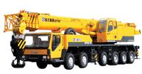 XCMG QY100K truck cranes