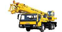XCMG QY25K truck crane