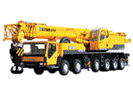 XCMG QY80K truck cranes